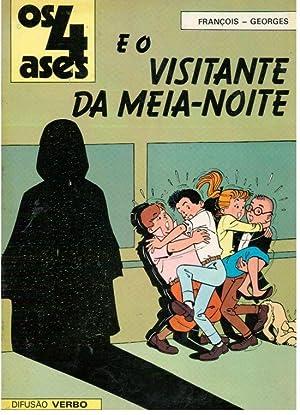OS 4 ASES E O VISITANTE DA MEIA-NOITE: CRAENHALS & CHAULET, François - Georges