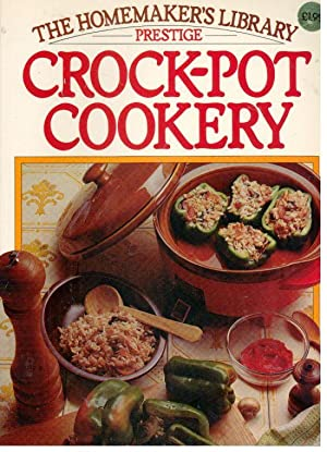 THE PRESTIGE BOOK OF CROCK-POT COOKERY: CUTTS, Sue