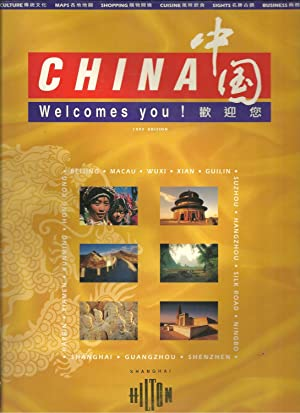 CHINA WELCOMES YOU! 1997 Edition