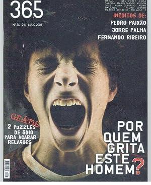 365, Nº 26 Maio De 2008: REVISTA