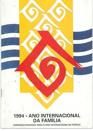1994 ANO INTERNACIONAL DA FAMÍLIA