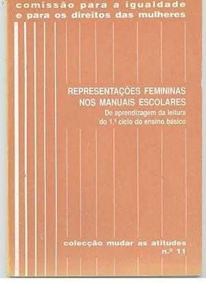 REPRESENTAÇÕES FEMININAS NOS MANUAIS ESCOLARES. De Aprendizagem: FONSECA, José Paulo
