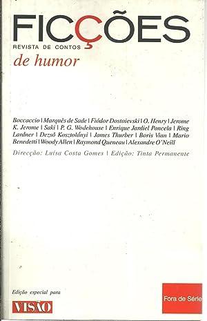 FICÇÕES. Revista de Contos de Humor