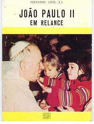 JOÃO PAULO II EM RELANCE: LEITE, Fernando S.J.
