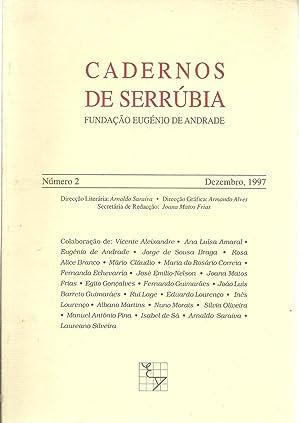 CADERNOS DE SERRÚBIA. n 2