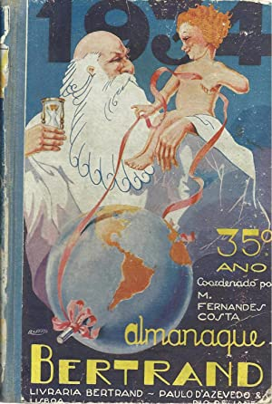 ALMANAQUE BERTRAND 1934