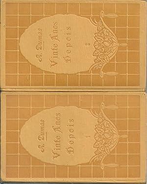 VINTE ANOS DEPOIS: DUMAS, Alexandre (1824-1895)