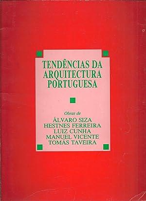 TENDÊNCIAS DA ARQUITECTURA PORTUGUESA: Obras de Álvaro