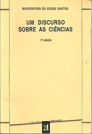 UM DISCURSO SOBRE AS CIÊNCIAS: SANTOS, Boaventura de