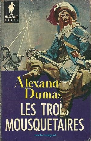LES TROIS MOUSQUETAIRES: DUMAS, Alexandre (1824-1895)