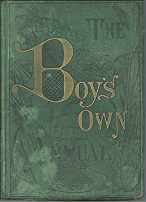 THE BOYS OWN ANNUAL. Volume X - 1887-8