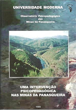 UMA INTERVENÇÃO PSICOPEDAGÓGICA NAS MINAS DA PANASQUEIRA: HENRIQUES, João Aníbal