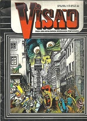 VISÃO: Para uma nova banda desenhada portuguesa