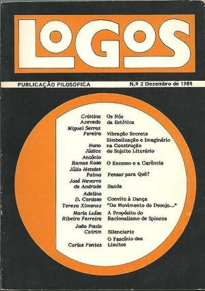 LOGOS: Publicação Filosófica. Nº 2 - Dezembro