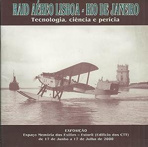RAID AÉREO LISBOA - RIO DE JANEIRO: