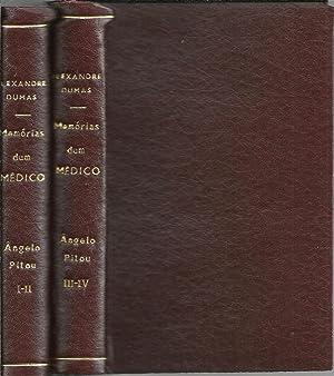 MEMÓRIAS DUM MÉDICO: Terceira Parte - ÂNGELO: DUMAS, Alexandre (1824-1895)