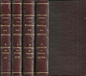 MEMÓRIAS DUM MÉDICO: Quarta Parte - A: DUMAS, Alexandre (1824-1895)