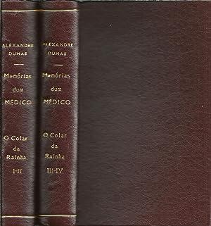 MEMÓRIAS DUM MÉDICO: Segunda Parte - O: DUMAS, Alexandre (1824-1895)