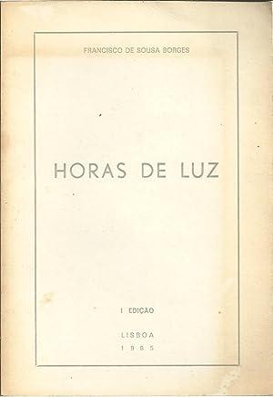 HORAS DE LUZ: BORGES, Francisco de