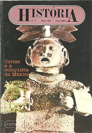 HISTÓRIA Nº 17. Março de 1980: REVISTA