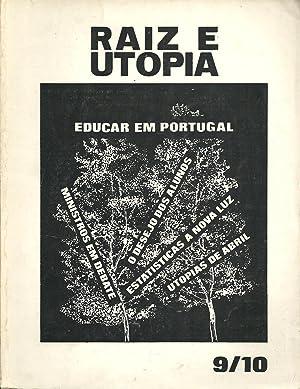 RAIZ E UTOPIA. 9/10. Primavera - Verão: REVISTA