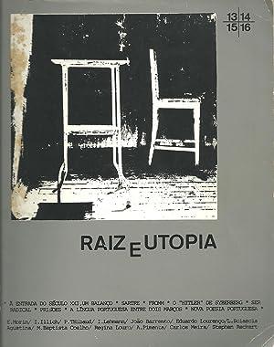 RAIZ E UTOPIA. 13/14/15/16. Primavera - Inverno: REVISTA