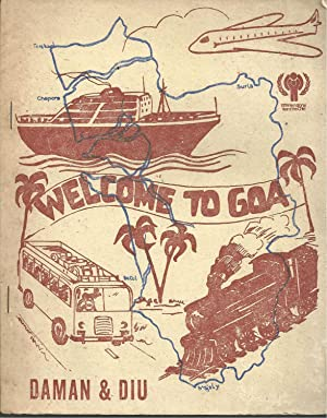WELCOME TO GOA DAMAN & DIU