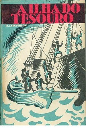 A ILHA DO TESOURO: STEVENSON, Robert Louis