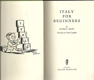 ITALY FOR BEGINNERS