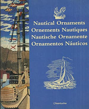 NAUTICAL ORNAMENTS. ORNAMENTS NAUTIQUES. NAUTISCHE ORNAMENTE. ORNAMENTOS NÁUTICOS
