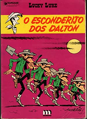 LUCKY LUKE: O ESCONDERIJO DOS DALTON