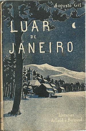 LUAR DE JANEIRO: GIL, Augusto [César