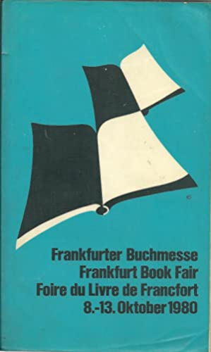 FRANKFURTER BUCHMESSE - FRANKFURT BOOK FAIR -