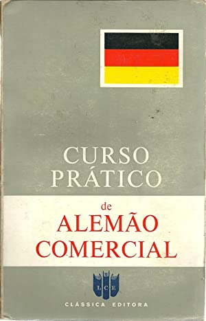 CURSO PRÁTICO DE ALEMÃO COMERCIAL.: PIÇARRA, Aníbal Barbosa