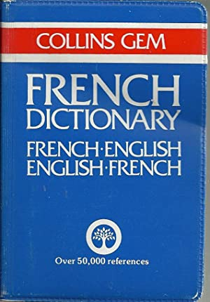 FRENCH DICTIONARY: French-English / English-French