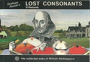 LOST CONSONANTS: 31 Postcards: RAWLE, Graham