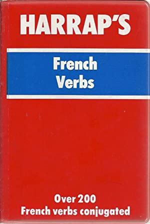 HARRAP'S FRENCH VERBS