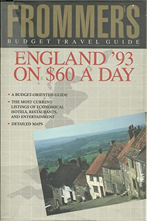 FROMMER'S: Budget Travel Guide. England '93 on $60 a day.