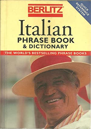 ITALIAN: Phrase Book & Dictionary