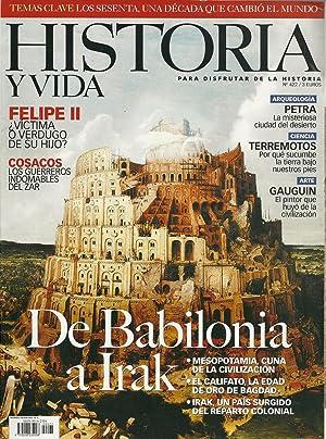 HISTORIA Y VIDA Nº 422. De Babilonia
