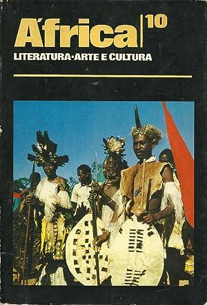ÁFRICA. Literatura - Arte e Cultura Vol.: REVISTA