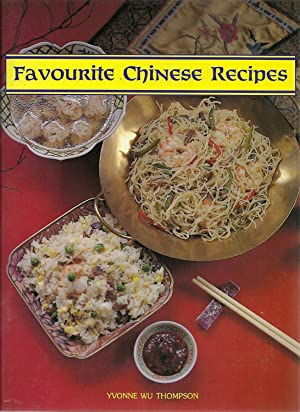 FAVOURITE CHINESE RECIPES