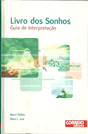 LIVRO DOS SONHOS: GUIA DE INTERPRETAÇÃO.: PLISKIN & JUST,