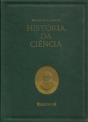 HISTÓRIA DA CIÊNCIA E DAS SUAS RELAÇÕES: DAMPIER, William Cecil