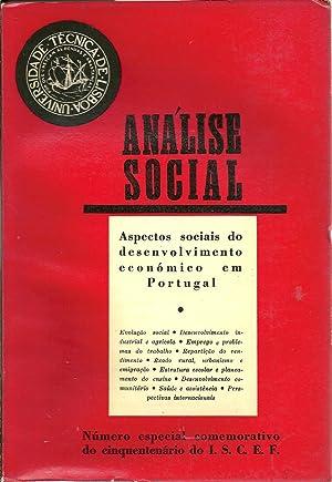 ANÁLISE SOCIAL N 7, 8. Vol. II: REVISTA