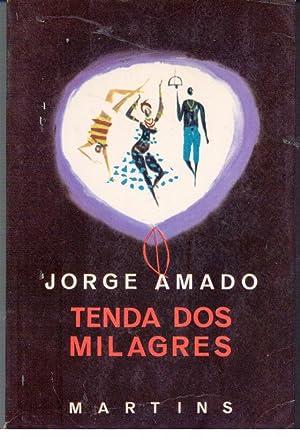 TENDA DOS MILAGRES: AMADO, Jorge (1912-2001)