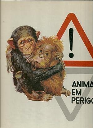 ANIMAIS EM PERIGO