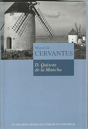 O ENGENHOSO FIDALGO DOM QUIXOTE DE LA: CERVANTES, Miguel de