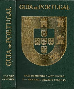 GUIA DE PORTUGAL TRÁS-OS-MONTES E ALTO-DOURO. I