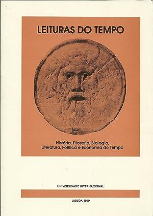 LEITURAS DO TEMPO. HISTÓRIA, FILOSOFIA, BIOLOGIA, LITERATURA,: VÁRIOS
